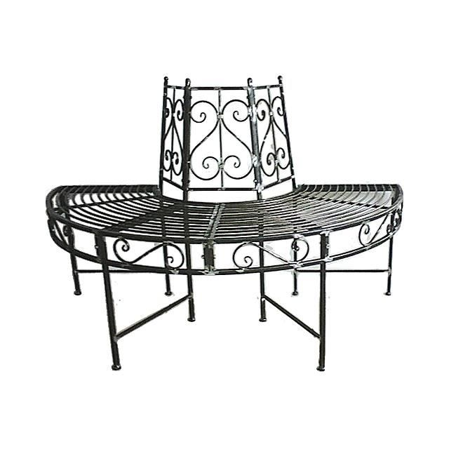 banc de jardin banc en fer forg halfte achat vente banc d 39 ext rieur banc de jardin banc en. Black Bedroom Furniture Sets. Home Design Ideas