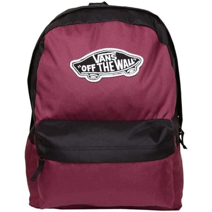 CARTABLE Vans Realm Backpack Sac agrave dos loisir
