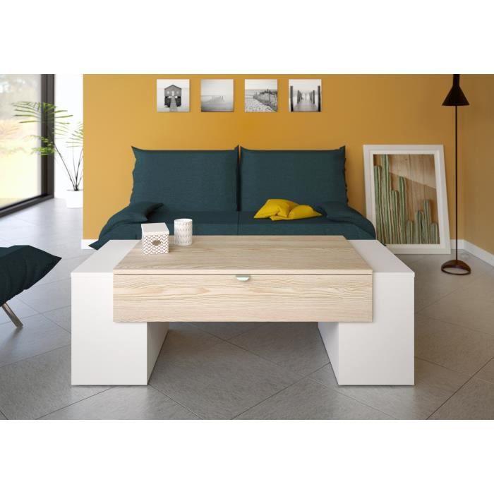 Table Basse Avec Rangement Bouteille Achat Vente Pas Cher