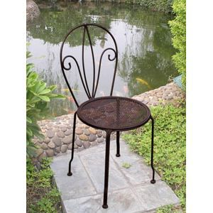 Chaise longue fer forge occasion 28 images transat for Chaise fer forge