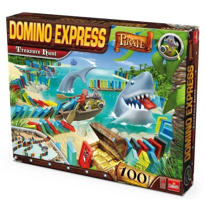 DOMINOS Domino Express Treasure Hunt