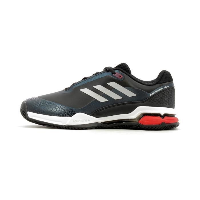 low priced aa890 5b274 Chaussures de tennis Adidas Barricade Club Clay