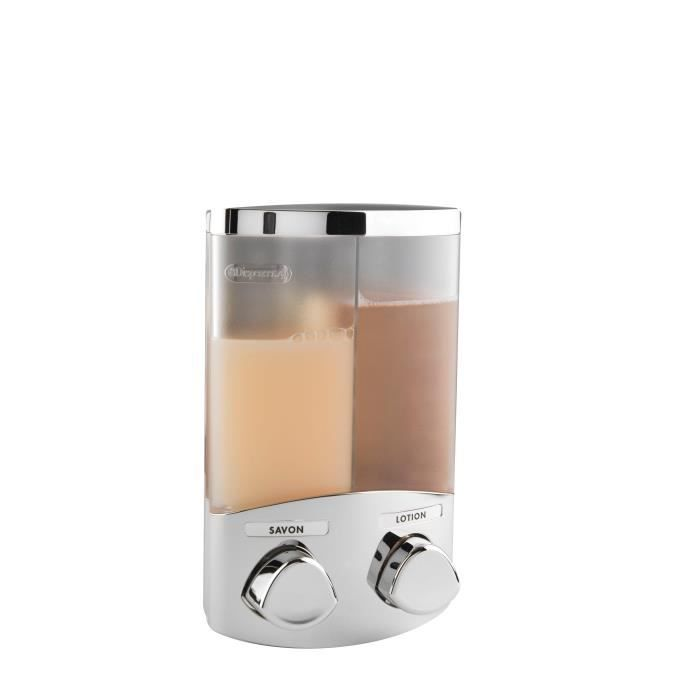 DISTRIBUTEUR DE SAVON COMPACTOR BATCH Distributeur duo savon et shampoin