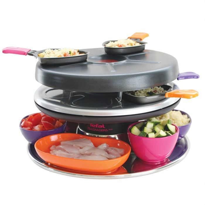 raclette tefal re590012 achat vente appareil. Black Bedroom Furniture Sets. Home Design Ideas