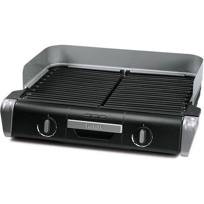 Barbecue electrique de table tefal - Grill electrique de table ...