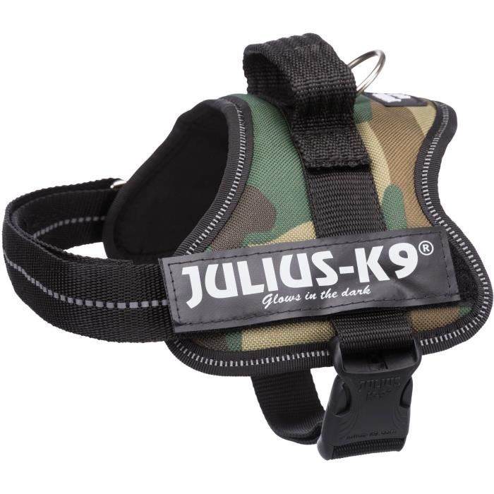 HARNAIS ANIMAL JULIUS K9 Harnais Power Baby 2–XS–S : 33–45 cm - 1