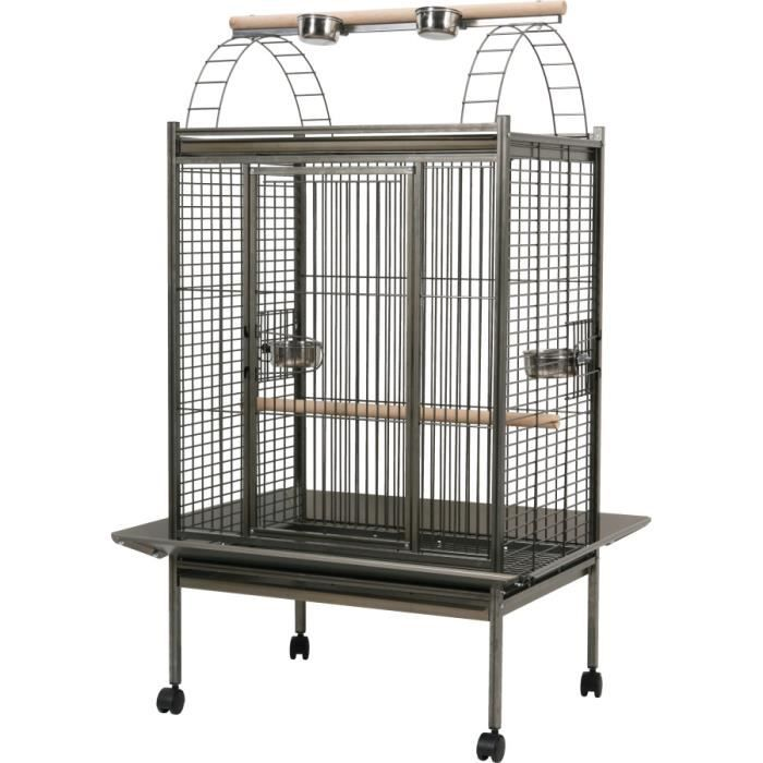 cage perroquet america vernie gm achat vente voli re cage oiseau cage perroquet america. Black Bedroom Furniture Sets. Home Design Ideas
