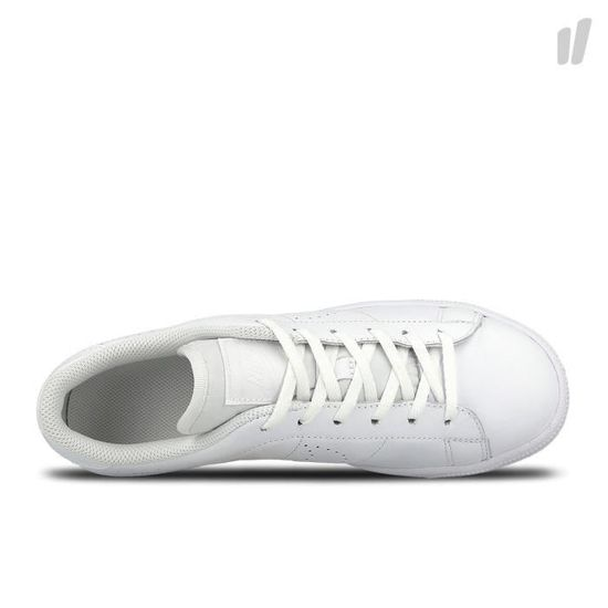 the latest 0798c 44596 Baskets Nike Tennis Classic Premium Blanches. 834123-100. Blanc Blanc -  Achat   Vente basket - Cdiscount