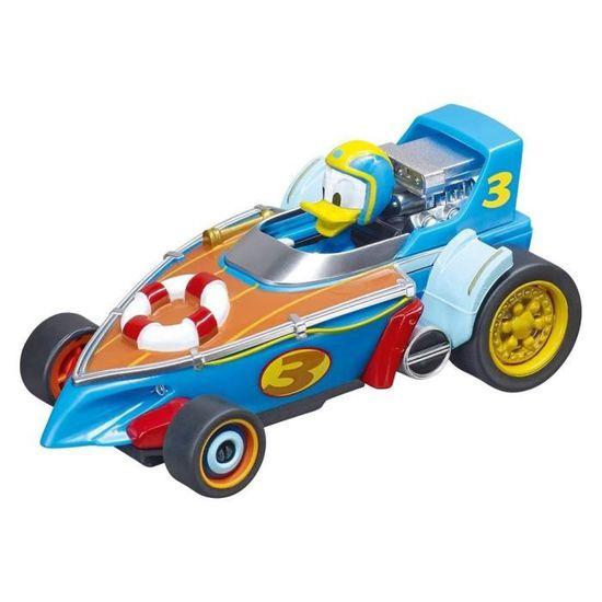 Disney Cars-XRS extrêmement-champ de courses avec Modèle Véhicule McQueen Pour Enfants 35 cm NEUF
