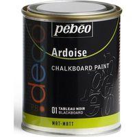 PEBEO Déco Peinture Ardoise noir 250 ml