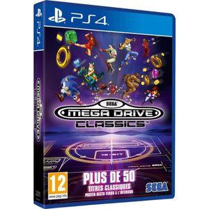 JEU PS4 Sega Mega Drive Classics Jeu PS4
