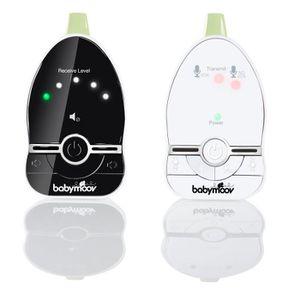 ÉCOUTE BÉBÉ BABYMOOV Ecoute-bébé Babyphone Easy Care + fonctio