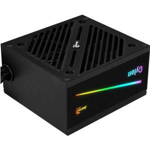 ALIMENTATION INTERNE AEROCOOL Cylon 600W (RGB) 80Plus - Alimentation PC