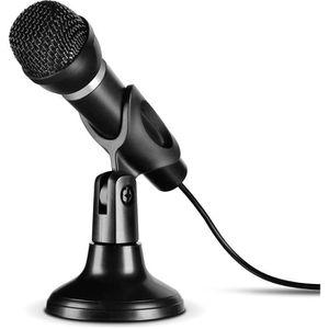 MICROPHONE - ACCESSOIRE Microphone à main et de bureau pour PC | Raccordem