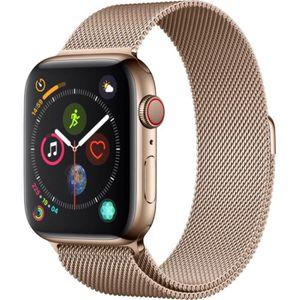 MONTRE CONNECTÉE AppleMontre connectée Watch Series4 cell GPS+C