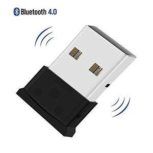 ADAPTATEUR BLUETOOTH QueenDer Bluetooth Adaptateur Clé USB Bluetooth 4.