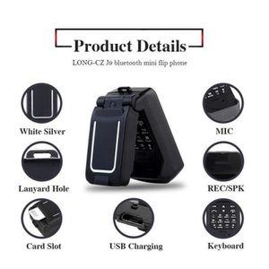 SMARTPHONE Mini Flip Cell Phone 0.66