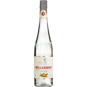 DIGESTIF EAU DE VIE Williamine - Morand - Eau-de-vie de Poire Williams