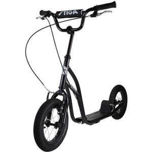 TROTTINETTE STIGA Trottinette Air scooter 12'' - Noir
