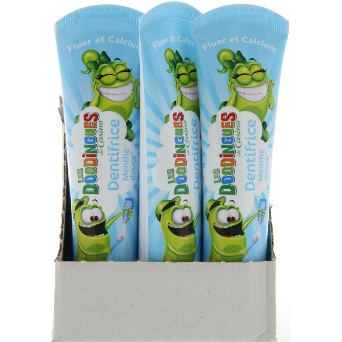 Dentifrice Enfant Menthe - 50 ml