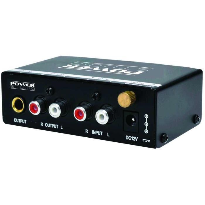Power Studio MX 4 AL