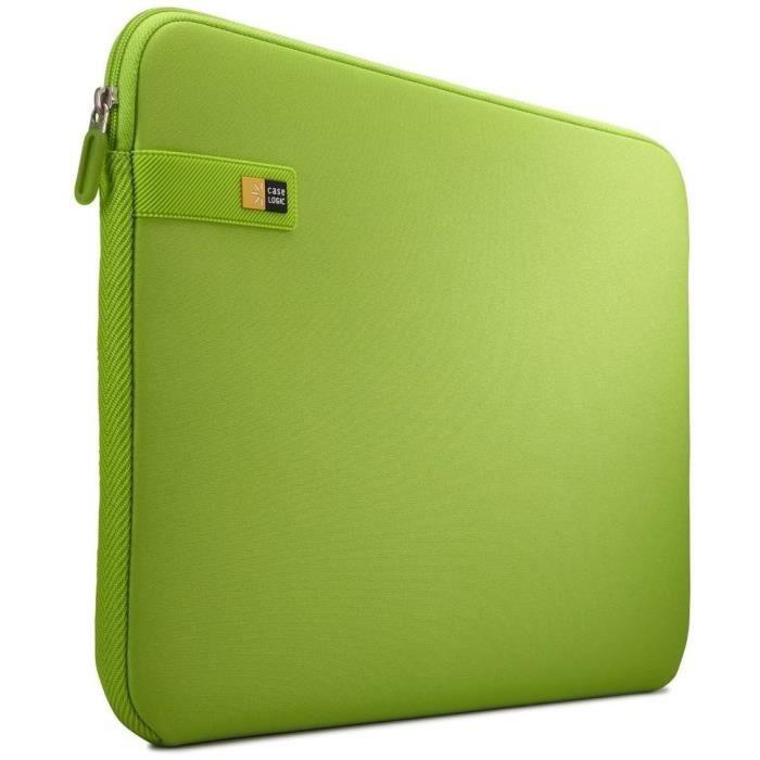 CASE LOGIC Housse ordinateur portable Laps Sleeve - 16- - Citron vert