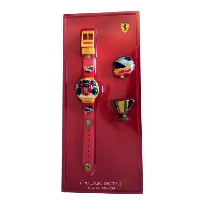 Ferrari 0810004 Montre Enfants