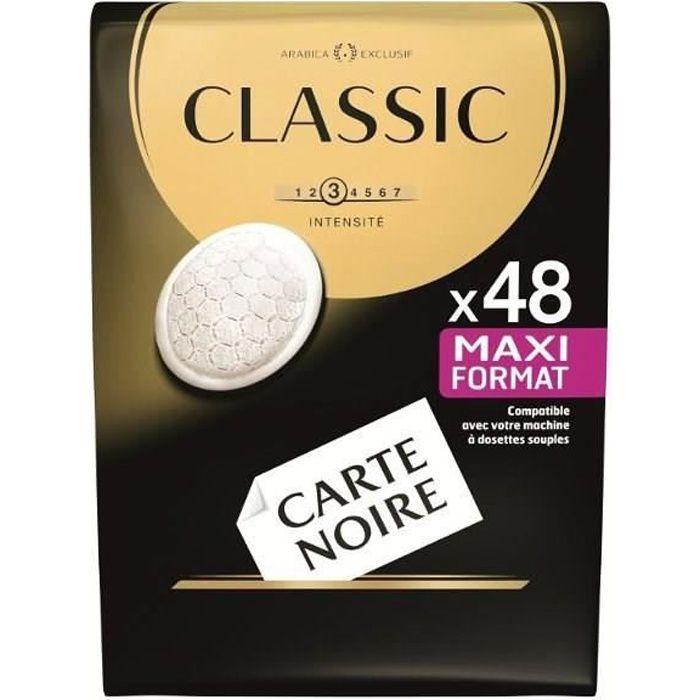CARTE NOIRE Classic 48 Dosettes Maxi Format 336g