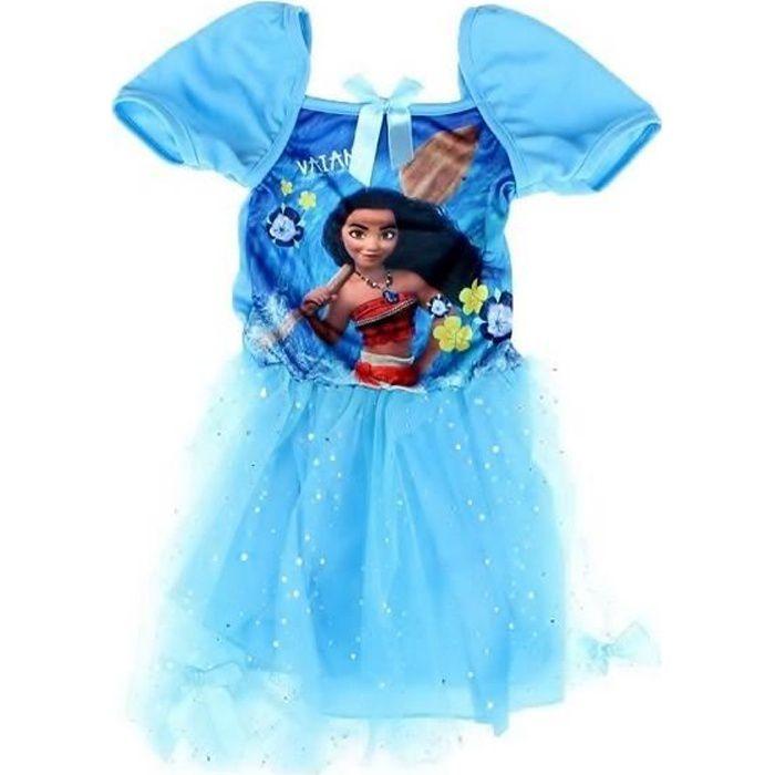 Robe de Princesse Disney Vaiana