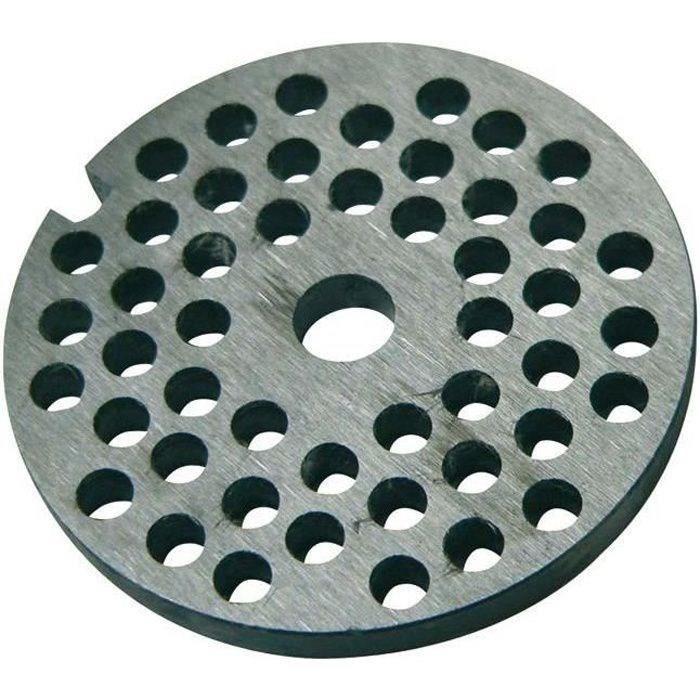 REBER Grille pour Hachoir manuel - N°22 - Diamètre 6 mm