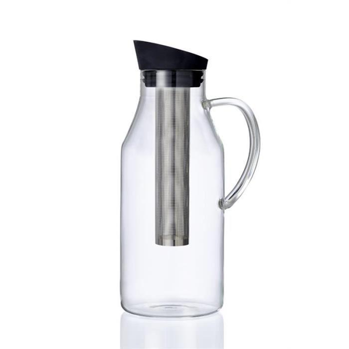 Carafe à thé en verre de 1,8L - Viva scandinavia