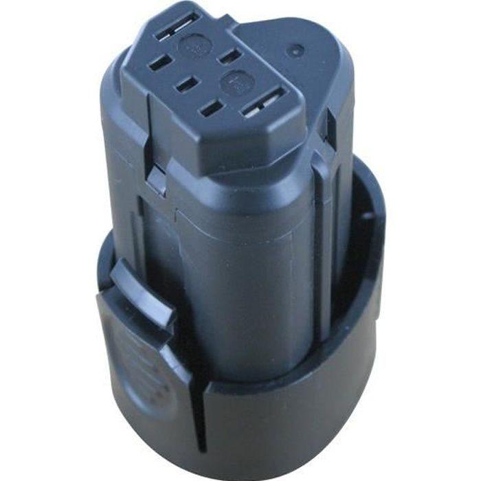 18.0V Batterie type AEG BXS18 Ni-MH 2500mAh