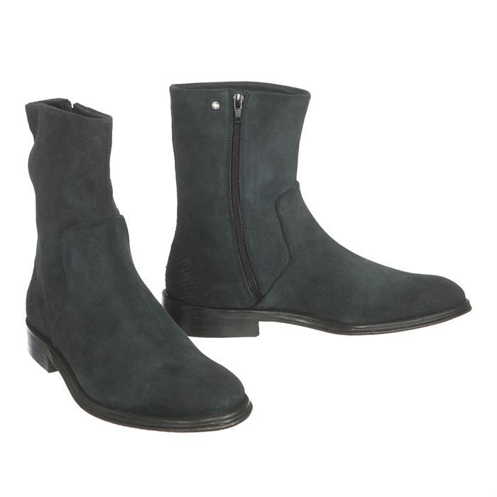 diesel bottines cuir perso touch signature homme homme noir achat vente diesel perso touch. Black Bedroom Furniture Sets. Home Design Ideas