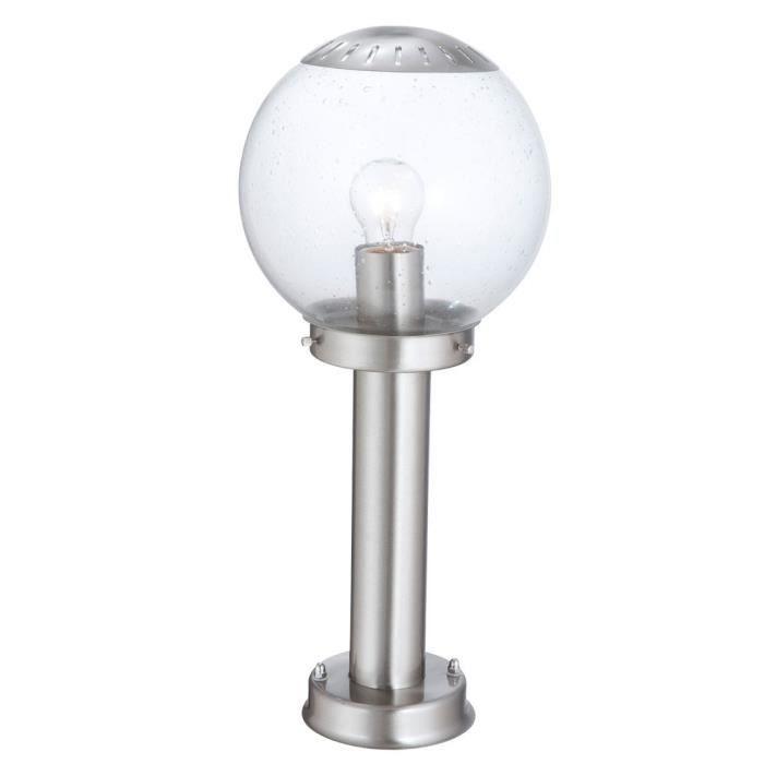 Extérieur Luminaire Maison Mur Lampe Acier Inoxydable Lanterne jardin terrain éclairage