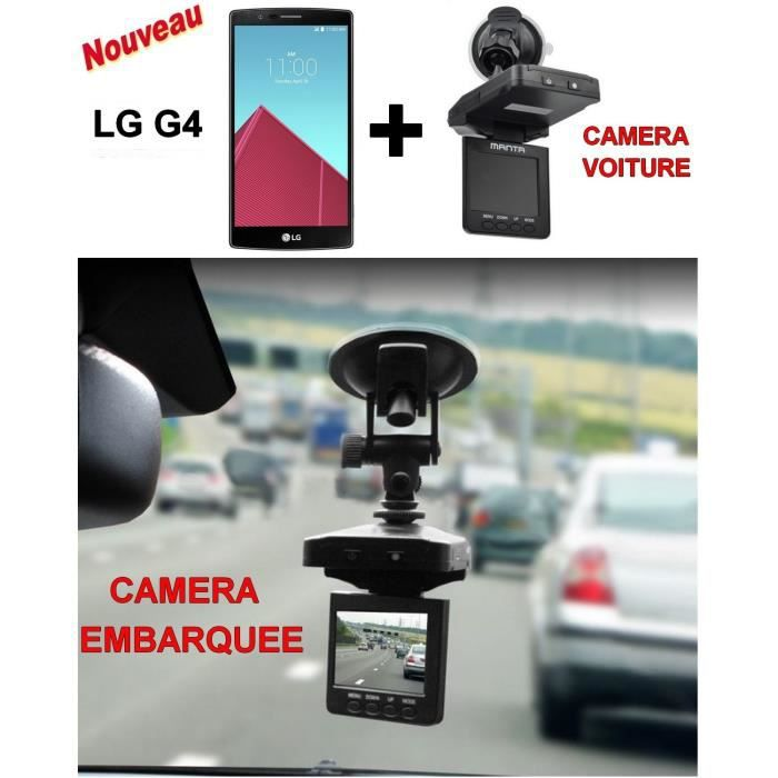 smartphone lg g4 grey h815 camera pour voiture embarquee achat smartphone pas cher avis et. Black Bedroom Furniture Sets. Home Design Ideas