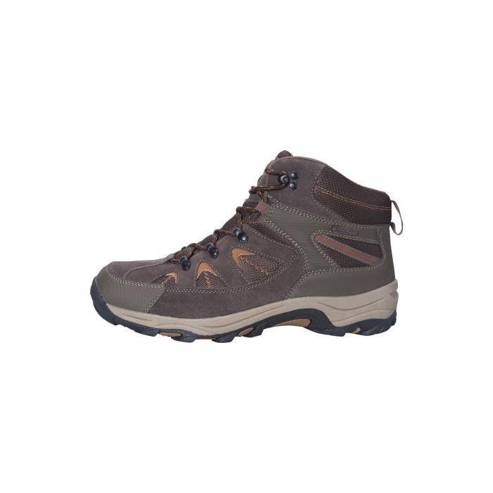 Chaussures imperm/éables adh/érence suppl/émentaire Textile /& synth/étique Mountain Warehouse Boots Hommes Adventurer Chaussures pour la randonn/ée et Les treks