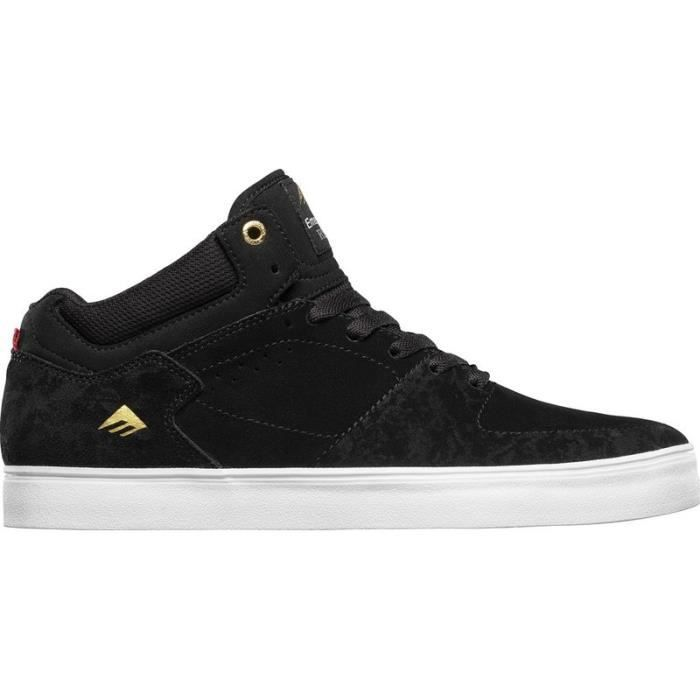 CHAUSSURES EMERICA THE HSU G6 BLACK WHITE skateshoes