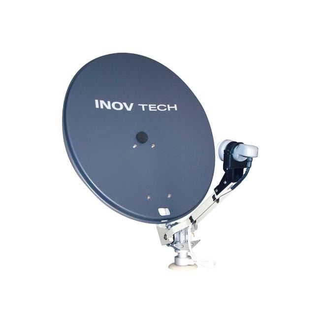 inovtech antenne satellite manuelle satfinder 85cm. Black Bedroom Furniture Sets. Home Design Ideas