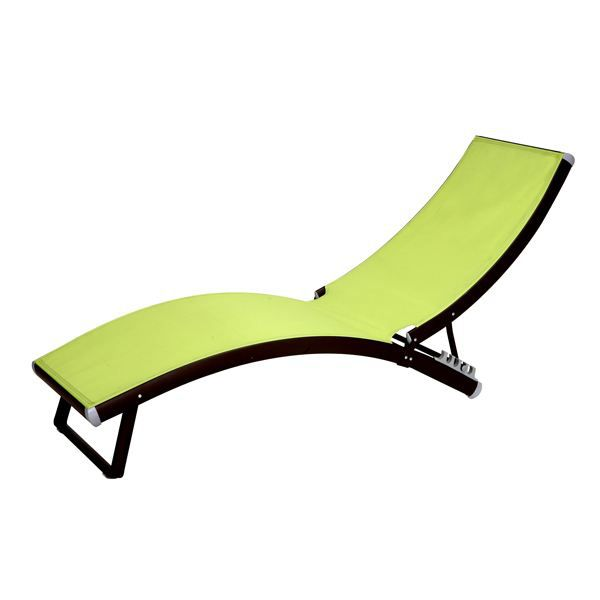 Chaise de jardin en r sine paris lux naterial transparent for Chaise longue de jardin carrefour