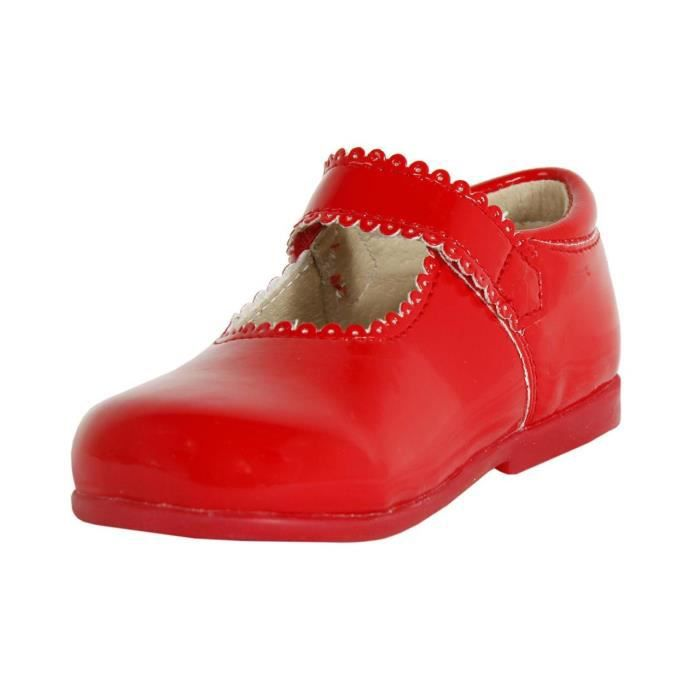 Chaussures pour Fille GARATTI PR0043 RED CHAROL YhTucg4