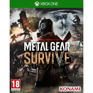 JEU XBOX ONE Metal Gear Survive Jeu Xbox One