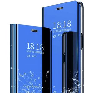 HOUSSE - ÉTUI Aclay Coque Samsung S9 Plus Flip Clear View Transl