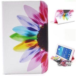 HOUSSE TABLETTE TACTILE Housse Pour Samsung Galaxy Tab 3 Lite 7.0 2013 SM-