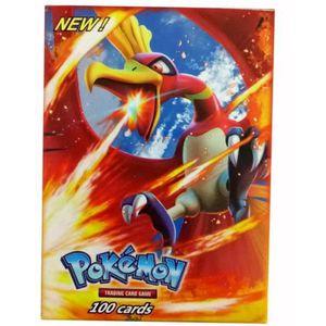 CASSE-TÊTE carte Pokémon Lot de 100 (GX+trainer)
