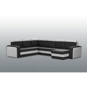 canape panoramique gris achat vente canape panoramique. Black Bedroom Furniture Sets. Home Design Ideas