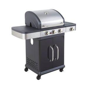 BARBECUE Barbecue gaz 3 bruleurs + réchaud