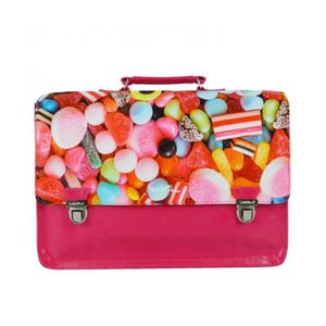 CARTABLE Cartable 39 Cm  Miniseri  Rose Bagtrotter ROSE