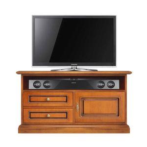 MEUBLE TV Meuble Tv barre de son petit et confortable