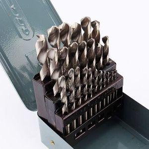 Bosch Forets Métalliques HSS-TIN Diamètre = 10 mm travail Longueur = 87 mm contenu = 1 Pièces 260