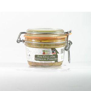 FOIE GRAS Foie Gras d Oie Entier Origine Périgord 130g